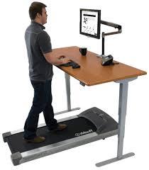 Computer Desk Treadmill Buy The Best Treadmill Desks Desk Treadmills Imovr
