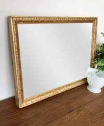 Vintage Home Interior Products with Shabby Chic Mirror Vintage Home Decor Vintage Home