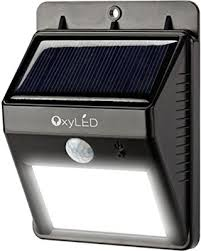 Outdoor Dusk To Dawn Light Cyber Monday Sale Oxyled Sl30 Bright Outdoor Led Light Solar