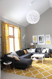 Grey And Yellow Living Room Living Room Interesting Grey And Yellow Living Room Ideas Grey
