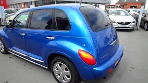 www dealerpx com chrysler pt cruiser 2 0 petrol limited manual