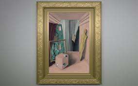 la chambre d oute magritte rené magritte 1898 1967 l oasis 20th century early 20th