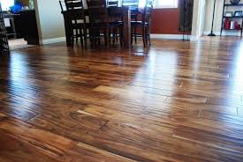 things to about acacia wood flooring