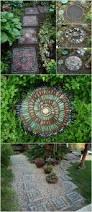 10 wonderful diy stepping stone ideas for your garden