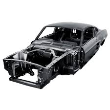 All Black Mustang For Sale Dynacorn 67fb Mustang Complete Body Shell Fastback 1967