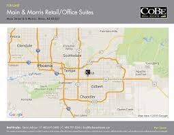 Mesa Az Map 265 W Main St Mesa Az 85201 Downtown Mesa