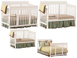Convertible Crib Mattress Size Our Top Baby Cribs Include The Stork Craft Tuscany 4 In 1 Why We
