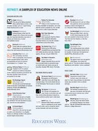 crowded field of online news sites focuses on education issues