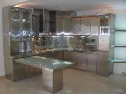 kitchen islands stainless steel kitchen wonderful plaid modern stainless steel backsplash design