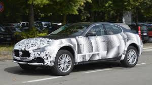 maserati dubai spy shots maserati news and trends motor1 com