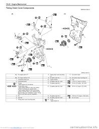 suzuki sx4 2006 1 g service workshop manual