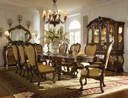 Centerpieces For Dining Room Tables Dining Room More The White Hall Formal Dining Room Set Dining