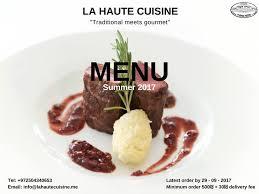 haute cuisine la haute cuisine local business 6 reviews 93 photos