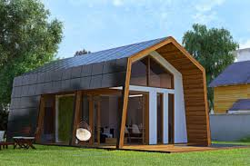 ecokit u0027s modular prefab cabins are sustainable and arrive flat