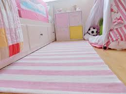 Pink And White Striped Rug Uncategorized Pink Minie Carpet Bedding Nightstand Stripped