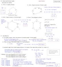 home design exterior and interior awesome exterior and interior angles of a triangle worksheet