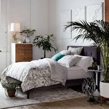 Grey Tufted Headboard King Fabric Headboard King Upholstered Headboards Bedroom Grey