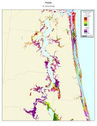 Map Of Florida East Coast by More Sea Level Rise Maps Of Florida U0027s Atlantic Coast