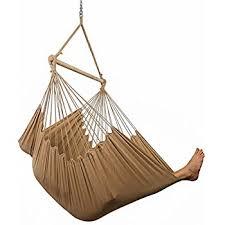 float away on a brazilian hammock chair