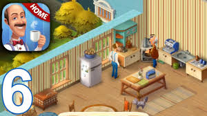 homescapes story walkthrough gameplay part 6 day 6 ios android