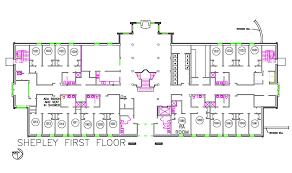 Ada Floor Plans by William Greenleaf Eliot Floor Plans Washington University In St