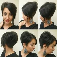 short bob hairstyles 360 degrees 20 best pixie hair styles images on pinterest pixie haircut