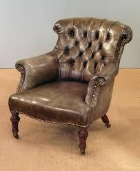 antique leather armchair greg u0027s office ideas pinterest