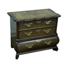 Bombay Chest Nightstand Vintage U0026 Used Baker Furniture Company Dressers And Chests Of