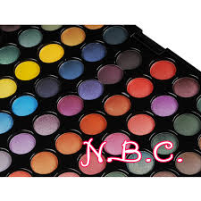 ping low full professional makeup kit fashion beauty warm 88 color eyeshadow palette eye shadow base