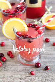 simple punch recipe i nap time
