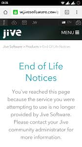 Jive Developer Scn Goes Mobile Sap Blogs