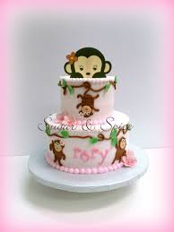 monkey themed cakes for a baby shower 28 images best 25 monkey