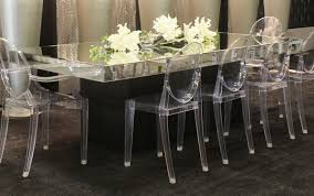 Acrylic Dining Room Tables by Mirrored Dining Table Mirrored Occassional Dining Table Home