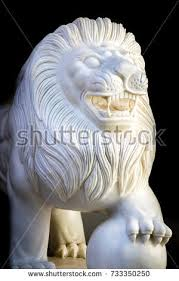 marble lion marble lion stock images royalty free images vectors