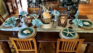 seaside table scaping sundrop cottage