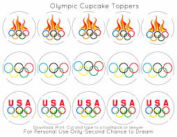 How Many Rings In Olympic Flag Free 2018 Winter Olympic Party Printables