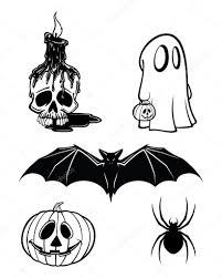 halloween vector five halloween vector graphics u2014 stock vector jrmurray76 9209604