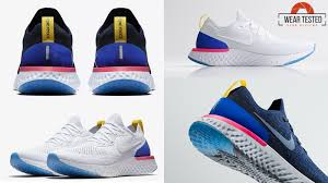 Nike React nike epic react flyknit is unleashed wear tested and