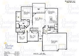 schematic floor plan prestige homes floor plans