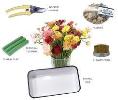 Robbins Flowers - easy wedding centerpiece by matthew robbins design