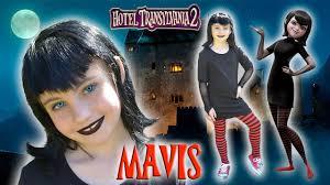 Mavis Hotel Transylvania Halloween Costume 8 Yr Mavis Hotel Transylvania 2 Inspired Makeup