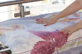 Can I Bleach A Down Comforter How To Wash Duvets With Pictures Wikihow