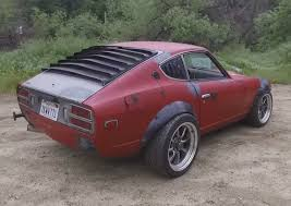 nissan 260z super raw 2jz swapped datsun 260z you u0027ll fall in love with video