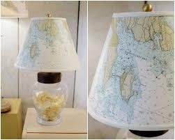we u0027re loving nautical lampshades concord lamp and shade