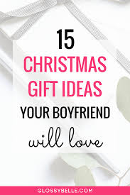Ideas Of What To Buy Your Boyfriend For Christmas