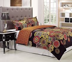 Perry Ellis Asian Lilly 3 Piece Mini Duvet Cover Set Duvet Cover Sets And Decor U2013 Ease Bedding With Style