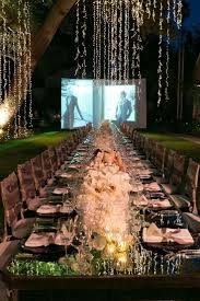 100 ideas 46 stunning backyard wedding decorations backyard