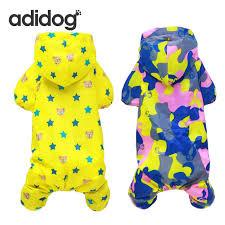 aliexpress com buy 2017 summer dog raincoat for dogs pet spring