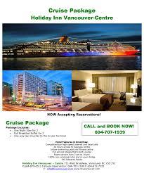 cruise special u2013 holiday inn