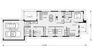 greenhill 176 rear lane element metro home designs in gladstone
